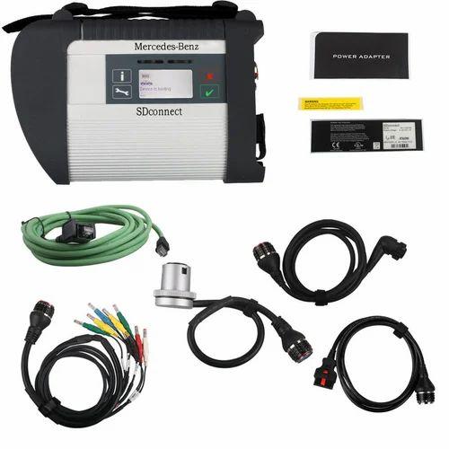 Mercedes Car Scanner With Online Work 100% Original
