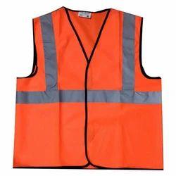 Plain Safety Jacket