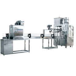 Electric Stainless Steel Semi Automatic Bottle Filling Machine, For Industrial, Packaging Type: Standard Packing