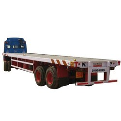 50 Ton Heavy Duty Flatbed Trailers