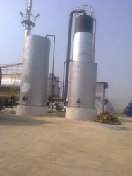 Bitumen Blowing Plant