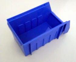 Grey And Grey Storage Bins SB2, Size: 170 X 100 X 85mm, Rs 49 /piece   ID:  4630113373