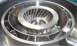 Mild Steel ACM Liner, For Hydraulic Breaker, Capacity: 20 Hp