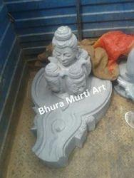Marble Panchmukhi Shivling