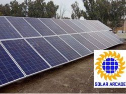 15 kw On Grid Solar Plant