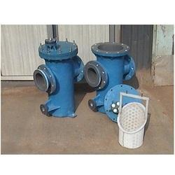 FRP Auto Self Cleaning Strainers
