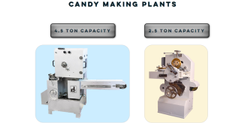 Uniplast Candy Making Plant Machine