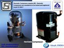 BIS For Hermetic Compressor