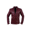 Ladies Casual Wear Leather Jacket