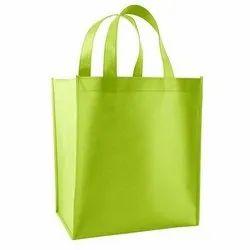 Green Non Woven Bag, Capacity: 5 Kg