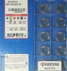 Kyocera Inserts