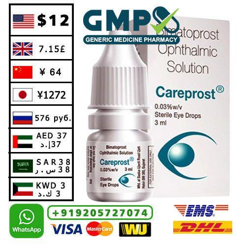 ad6558c7cec Careprost Eyelash Growth Serum - Careprost Eye Lash Growth Serum 3ml ...
