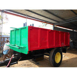 Turmeric Cooker Tractor Trolley