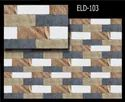 ELD-103 Hexa Ceramic Tiles Elevation Hard Matt Series