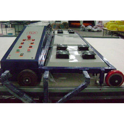 Rexine Top Screen Printing Table With Auto Dryer