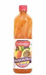 Passion Fruit Squash