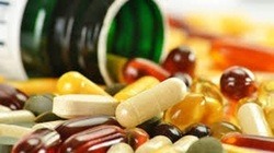Vitamin Supplement Capsules
