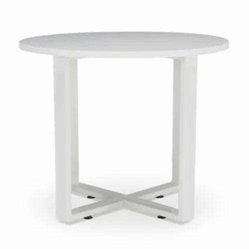 Magnificent White Maple Engineered Wood Durian Treffen Round Uwap Interior Chair Design Uwaporg