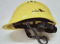 Safety Helmet Shelblast Yellow