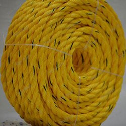 Yellow PP Ropes