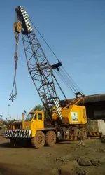Truck Lattice Crane