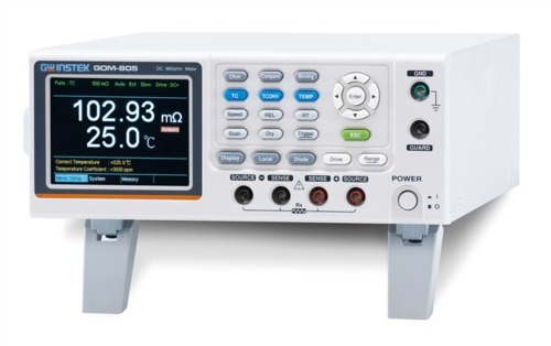 Ohmmeter Good Measurements And A High Low : New hand held high current micro ohmmeter from megger delivers up
