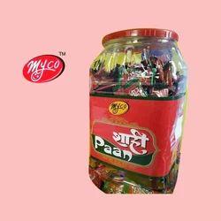 Myco 9 Month Shahi Pan Candy, Packaging Type: Plastic Jar