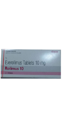 Rolimus 10 Mg Tablets