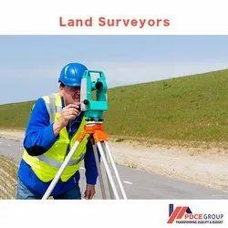 Land Surveyors Service, Surveyor