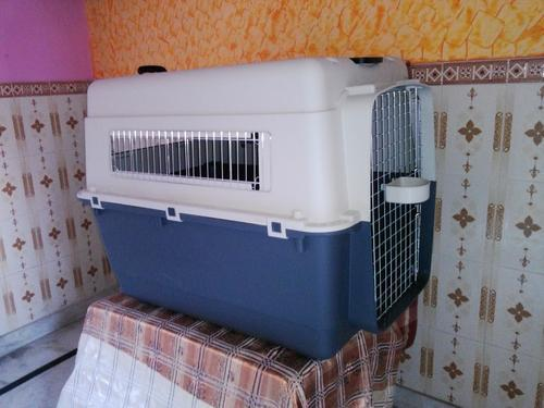 Dog And Cat Carrier For Air Travel Road Travel