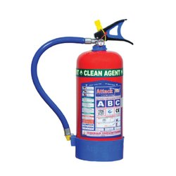 4Kg Clean Agent Stored Type Fire Extinguisher
