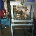 Double Die Hydraulic Machine
