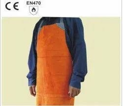 TAB/CA Split Leather Heatproof Apron
