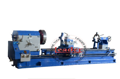Leader Automatic 5HP Heavy Duty Lathe Machine, Lmt 12