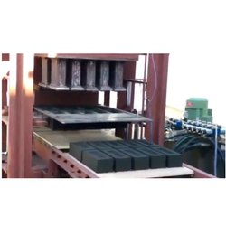 Interlocking Brick Making Machine