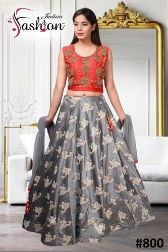 926372a433 Designer Classy Party Wear Lehenga, Rs 2990 /piece, Indian Fashion ...