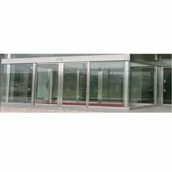 Automatic Sensor Sliding Glass Door Installation Service