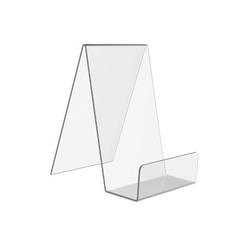 Acrylic Book Stand, For Book Holding