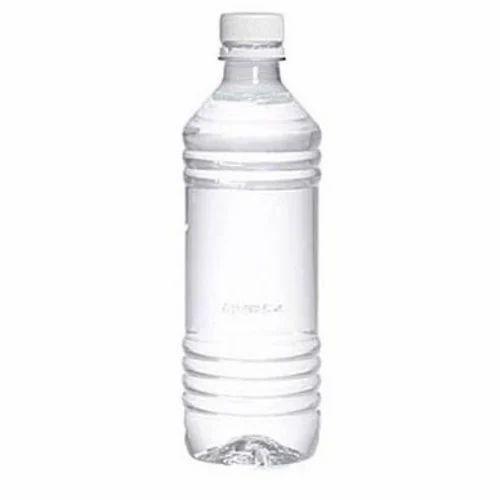 Transparent Mineral Water Pet Bottle Capacity 1 Litre