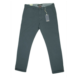 Men's Cotton Plain Trouser, Size: 28-36