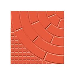 Roma Floor Tiles Rubber Mould