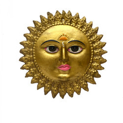 Sun (Surya) Face Wall Hanging