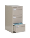 Stainless Steel Vertical Filing Cabinates For Industrial-office Use By Mercury Innovative