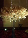 Golden Maple Artificial Tree