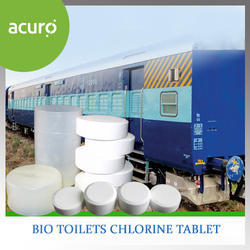 Bio Toilets Chlorine Tablet