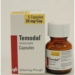 TEMODAL  CAPSULES TEMOZOLOMIDE 100MG
