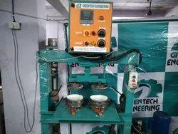 Disposable Nasta Plate Making Machine