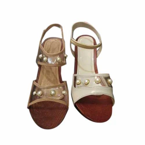 38cde0da8f9 Party Wear Flat Sandal