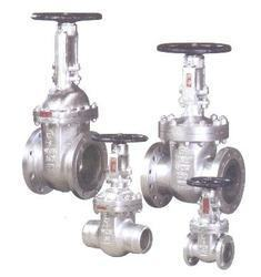 L&T Cast Steel Gate Valve
