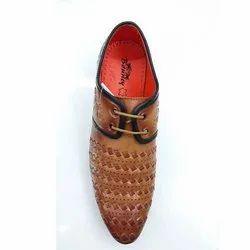 Men Woven Shoes, Packaging Type: Box